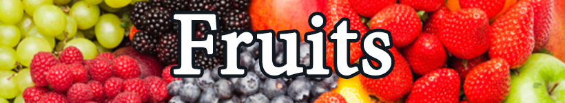 Fresh Fruit Forte Produce Order Form Banner