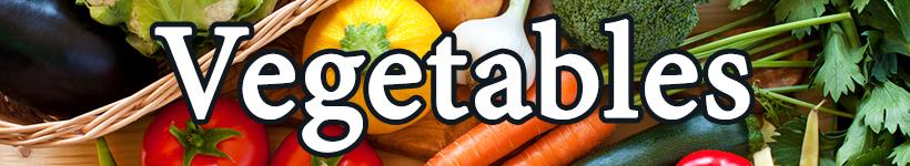 Fresh Vegetables Forte Produce Order Form Banner